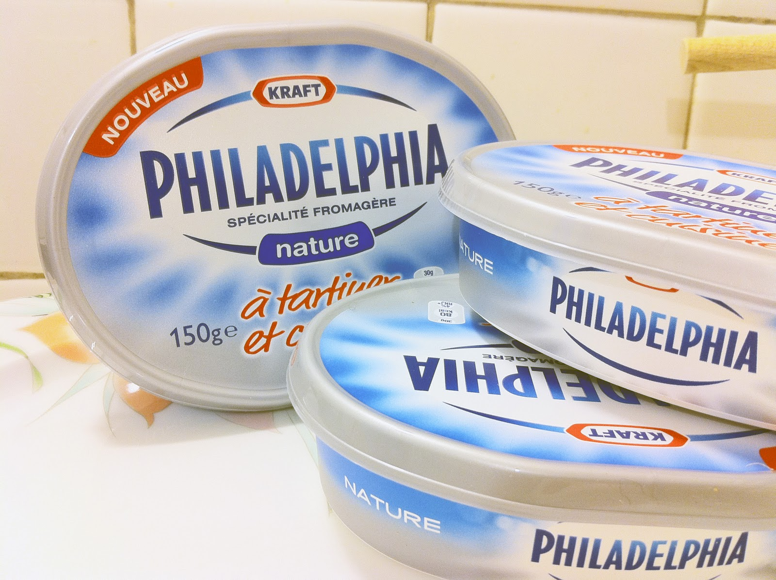 Perfect Philly Cream Cheese In Paris | Nichole Plaster.Com